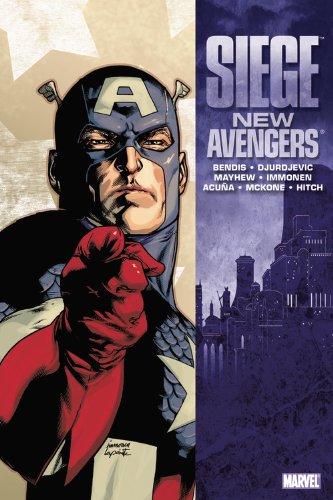 Siege: New Avengers [HC] Conditie: Tweedehands, als nieuw Marvel 1