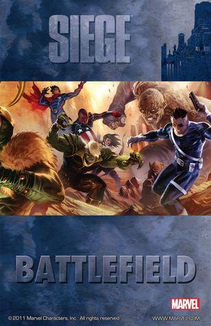 Siege: Battlefield [HC] Conditie: Tweedehands, als nieuw Marvel 1