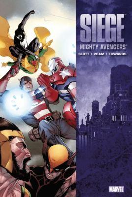 Siege: Mighty Avengers [HC] Conditie: Tweedehands, als nieuw Marvel 1