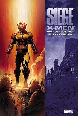 Siege: X-Men [HC] Conditie: Tweedehands, als nieuw Marvel 1