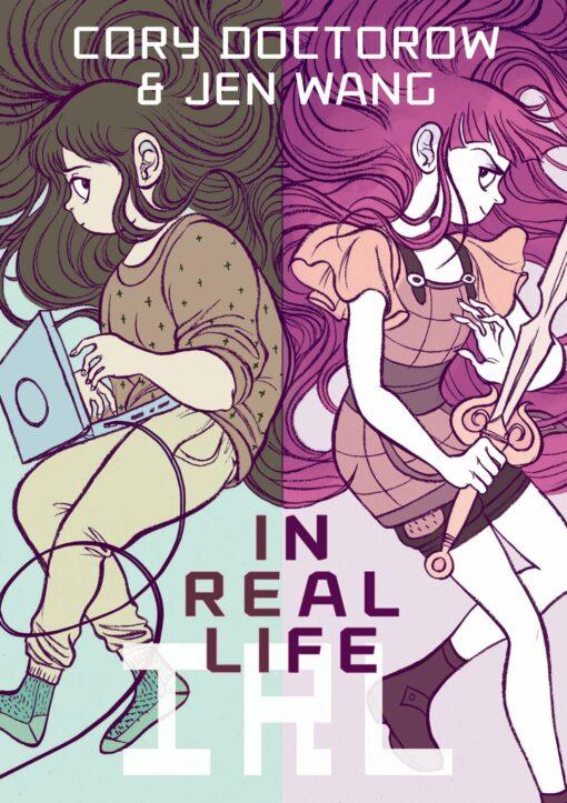 In Real Life Conditie: Tweedehands, als nieuw Square Fish 1