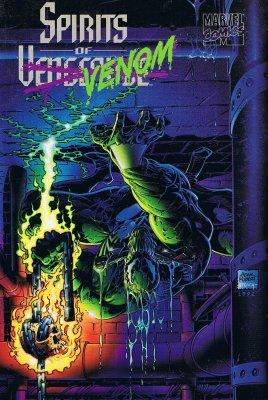 Spirits of Venom Conditie: Nieuw Marvel 1