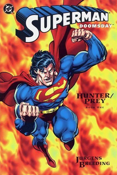 Superman Doomsday - Return of Doomsday Collection - Authographed Limited Edition (595/2000) with Certificate of Authenticity Conditie: Nieuw, inclusief handtekening en certificaat (zie afbeeldingen) DC 1
