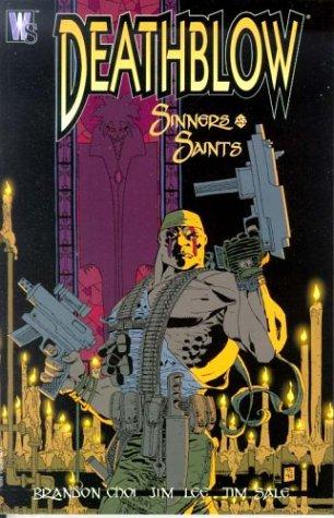 Deathblow: Sinners and Saints Conditie: Nieuw Wildstorm 1