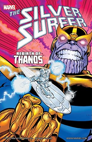 Silver Surfer: Rebirth of Thanos Volume 1 Conditie: Nieuw Marvel 1
