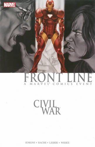 Civil War: Front Line Volume 2 Conditie: Nieuw Marvel 1