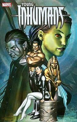 Young Inhumans Conditie: Nieuw Marvel 1