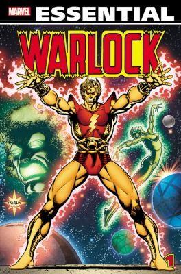Essential Warlock - Volume 1 Conditie: Nieuw Marvel 1