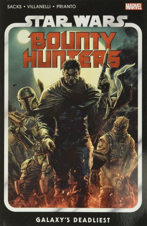 Star Wars: Bounty Hunters Vol. 1: Galaxy's Deadliest Conditie: Tweedehands, als nieuw Marvel 1