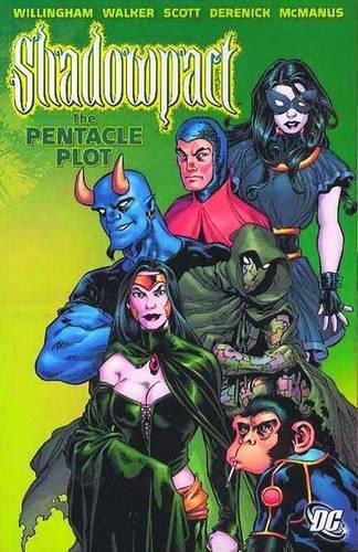 Shadowpact Volume 1: The Pentacle Plot Conditie: Nieuw DC 1