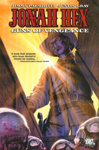 Jonah Hex (2nd Series) Volume 2: Guns of Vengeance Conditie: Nieuw DC 1