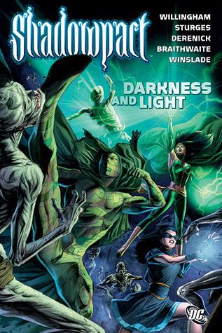 Shadowpact Volume 3: Darkness and Light Conditie: Nieuw DC 1