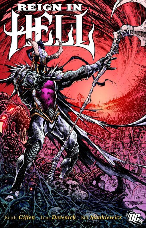 Reign In Hell Volume 1 Conditie: Nieuw DC 1