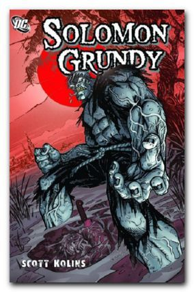 Solomon Grundy Volume 1 Conditie: Nieuw DC 1