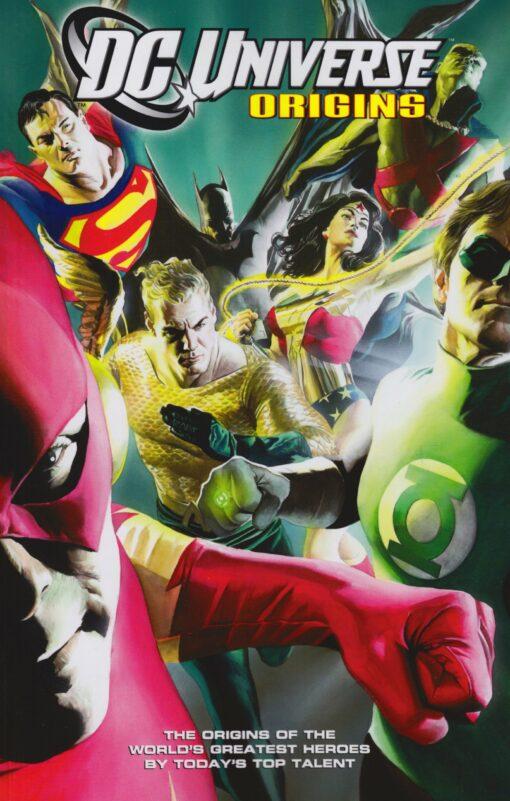 DC Universe: Origins Conditie: Nieuw DC 1