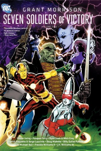 Seven Soldiers of Victory Volume 2 Conditie: Nieuw DC 1