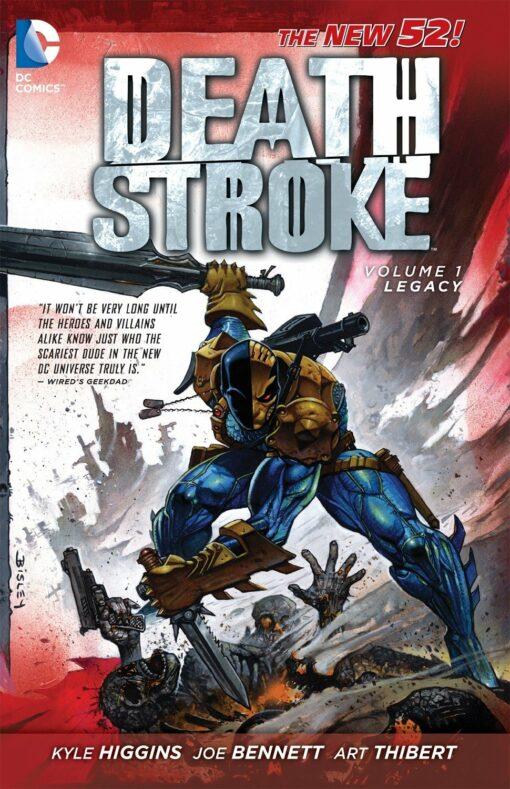 Deathstroke Volume 1: Legacy Conditie: Nieuw DC 1