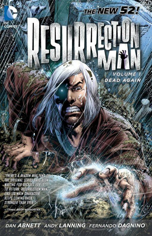 Resurrection Man (2nd Series) Volume 1: Dead Again Conditie: Nieuw DC 1