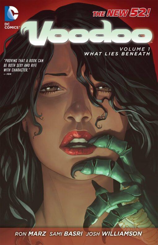 Voodoo (3rd Series) Volume 1: What Lies Beneath Conditie: Nieuw DC 1