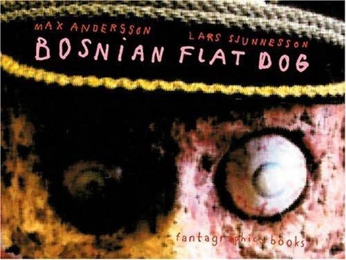 Bosnian Flat Dog Conditie: Nieuw Fantagrpahics Books 1