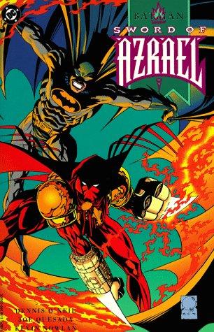 Batman: Sword of Azrael Volume 1 - Authographed Limited Edition (245/1500) with Certificate of Authenticity Conditie: Nieuw, inclusief handtekening en certificaat (zie afbeeldingen) DC 1