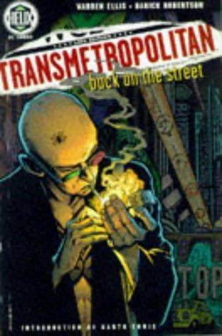 Transmetropolitan Volume 1: Back on the Street Conditie: Nieuw Vertigo 1