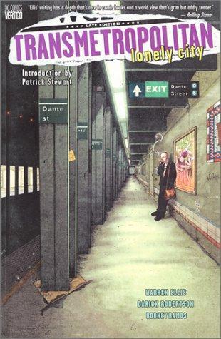 Transmetropolitan Volume 5: Lonely City Conditie: Nieuw Vertigo 1