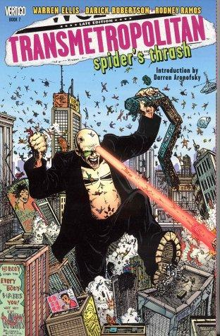 Transmetropolitan Volume 7: Spider's Thrash Conditie: Nieuw Vertigo 1