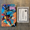 Batman: Sword of Azrael Volume 1 - Authographed Limited Edition (245/1500) with Certificate of Authenticity Conditie: Nieuw, inclusief handtekening en certificaat (zie afbeeldingen) DC 3