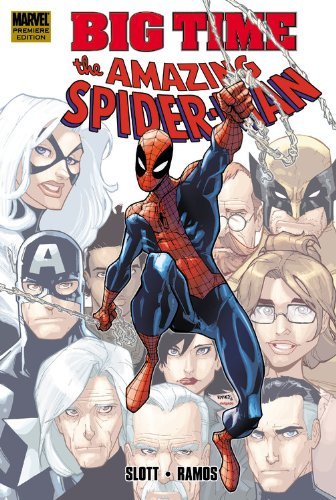 Amazing Spider-Man, The Volume 40: Big Time [HC] Conditie: Tweedehands, als nieuw Marvel 1