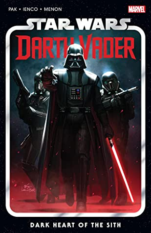 Star Wars: Darth Vader by Greg Pak Vol. 1: Dark Heart of the Sith Conditie: Nieuw Marvel 1