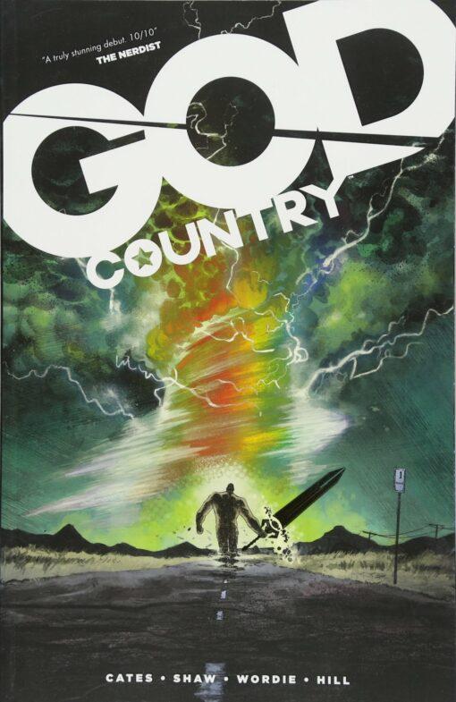God Country Volume 1 Conditie: Tweedehands, als nieuw Image 1