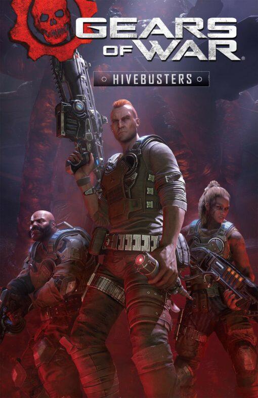 Gears of War: Hivebusters Conditie: Nieuw IDW 1