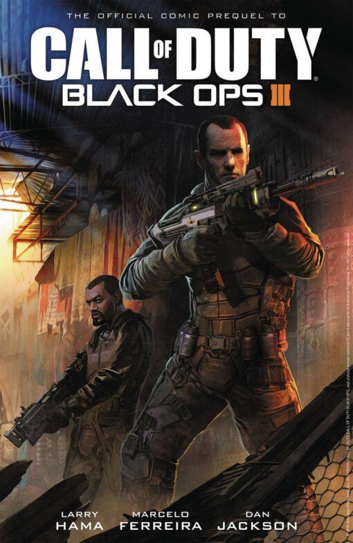 Call Of Duty: Black Ops III Volume 1 Conditie: Nieuw Dark Horse 1