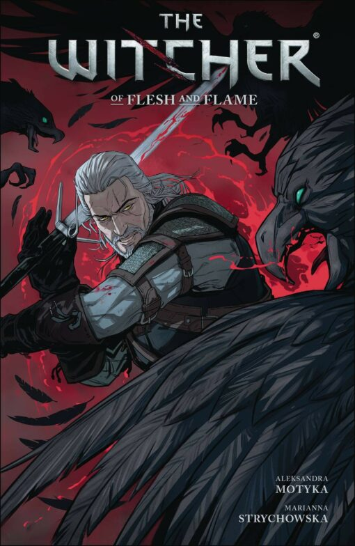 The Witcher Volume 4: Of Flesh And Flame Conditie: Nieuw Dark Horse 1