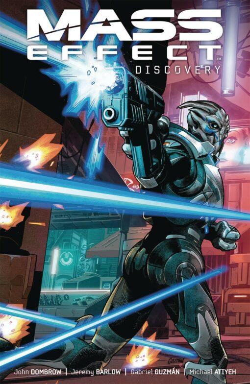 Mass Effect: Discovery Volume 1 Conditie: Nieuw Dark Horse 1