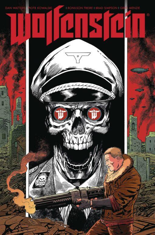 Wolfenstein Volume 1 Conditie: Nieuw Titan 1
