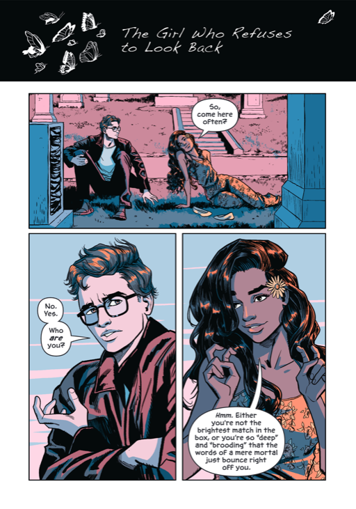DC Ink: Graphic Novels voor Young Adults 11
