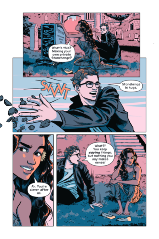 Victor and Nora: A Gotham Love Story Conditie: Nieuw DC 3