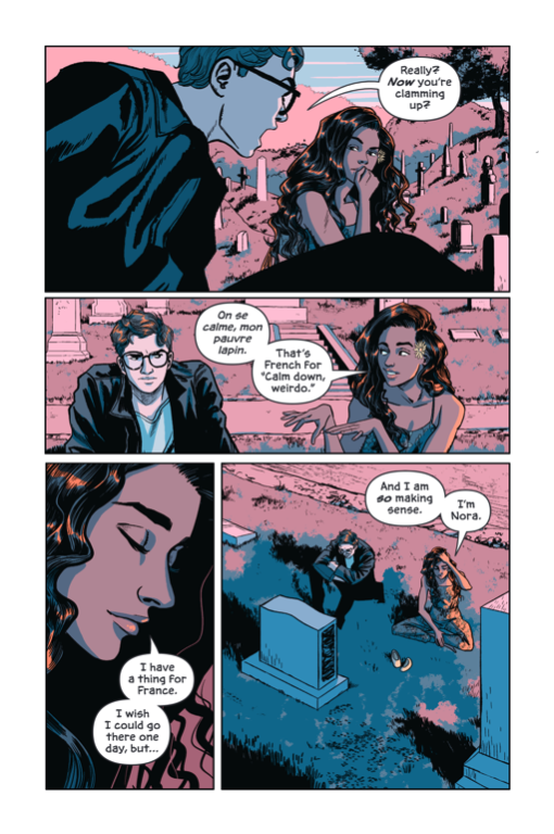 Victor and Nora: A Gotham Love Story Conditie: Nieuw DC 4