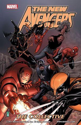 New Avengers Volume 4: The Collective [HC] Conditie: Tweedehands, als nieuw Marvel 1