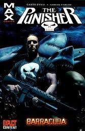 Punisher (7th Series) Volume 6: Barracuda Conditie: Tweedehands, als nieuw Marvel 1