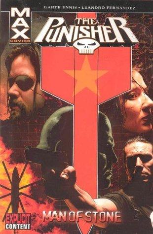 Punisher (7th Series) Volume 7: Man of Stone Conditie: Tweedehands, als nieuw Marvel 1