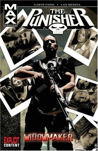 Punisher (7th Series) Volume 8: Widowmaker Conditie: Tweedehands, als nieuw Marvel 1