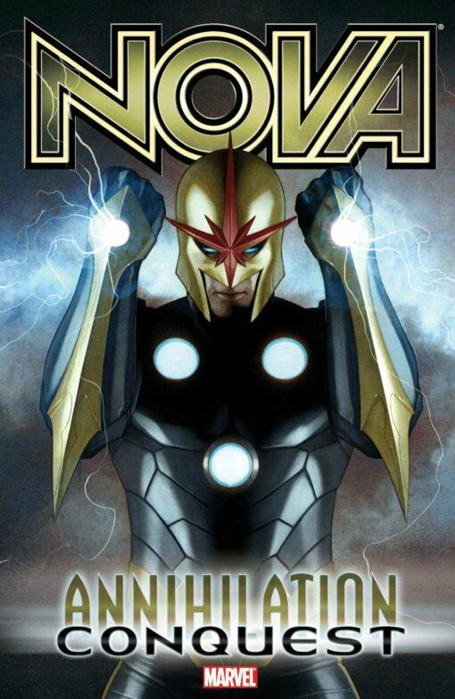 Nova (4th Series) Volume 1: Annihilation - Conquest Conditie: Nieuw Marvel 1