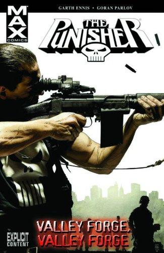 Punisher (7th Series) Volume 10: Valley Forge Conditie: Tweedehands, als nieuw Marvel 1