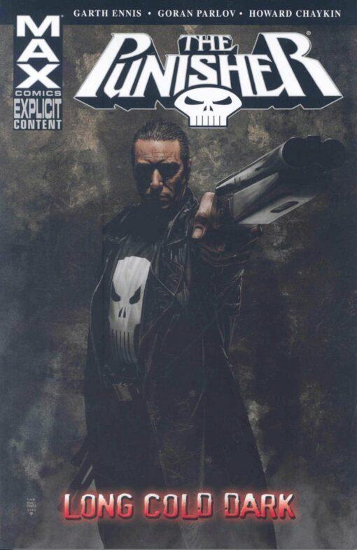 Punisher (7th Series) Volume 9: Long Cold Dark Conditie: Tweedehands, als nieuw Marvel 1