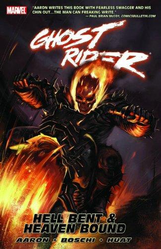 Ghost Rider (7th Series) Volume 5: Hell Bent, Heaven Bound Conditie: Tweedehands, als nieuw Marvel 1