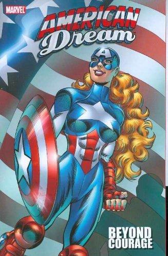 American Dream: Beyond Courage Conditie: Tweedehands, als nieuw Marvel 1