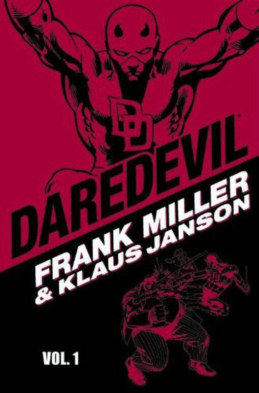 Daredevil by Frank Miller & Klaus Janson Volume 1 Conditie: Nieuw Marvel 1